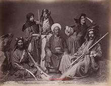 Syriens. 1890s