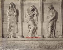 Sarcophage des pleureuses 60. 1900s