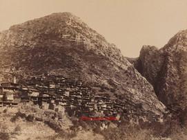 Village de Trackala pres de Somah 49. 1890