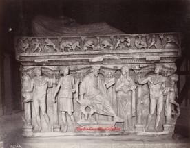 Sarcophage Sidamara 348. 1900s