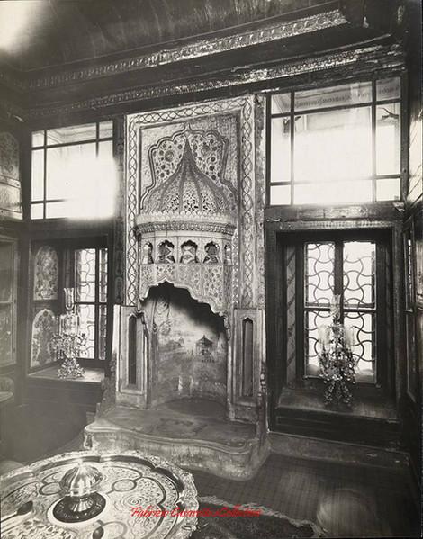 Harem, Palais Topkapi. 1890s