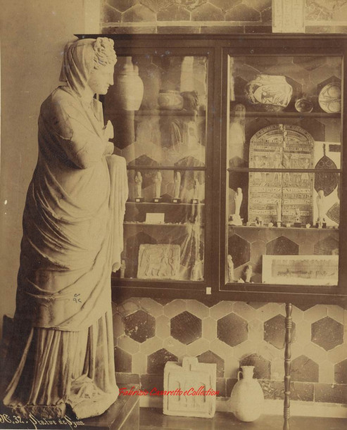 Statue de Syme 32. 1900s