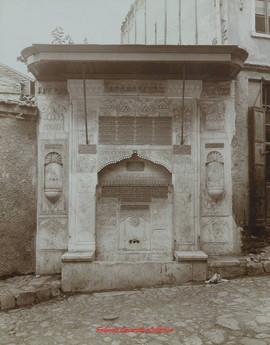 Fontaine de Bereket Zade. 1900s