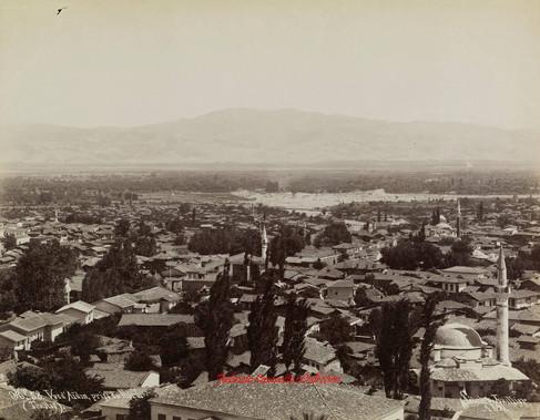 Vue d'Aidin, prise du Nord (Tralles) 58. 1890s