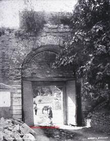 Porte de Mevlevihane 710. 1890s