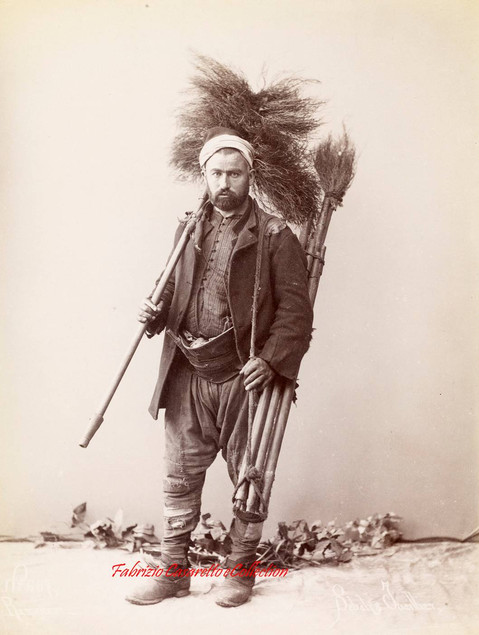 Ramoneur 667. 1880s
