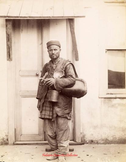 Porteur d'eau de sebil 403. 1890
