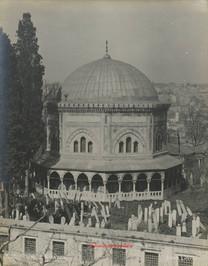 Turbe de Roxelane (Hurrem) 961. 1890s