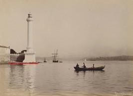 Phare d'Ahir Capou 17. 1890s