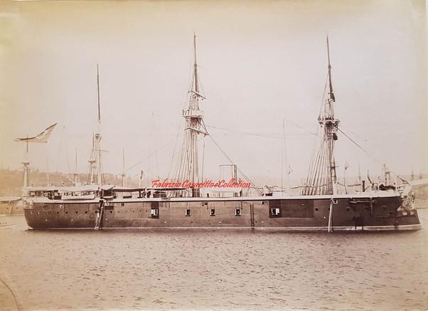 Stationnaire Hamidieh 1890s
