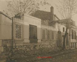 Turbe de Sinan l'architecte Constantinople 2. 1900s