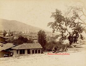 Brousse. Vue prise de la Mosquee Verte 22. 1894