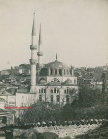 Mosquee Valide Scutari 990. 1890s