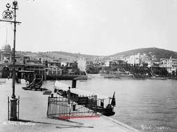 Prinkipo debarcadere 1123. 1900s