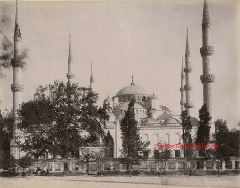 Mosquee Ste Sophie 262. 1890s