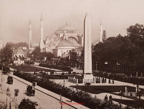 Hippodrome, l'Obelisque et Ste Sophie. 1900s