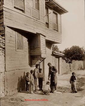 Quartier Turc. Marchand de xxx 415. 1890s