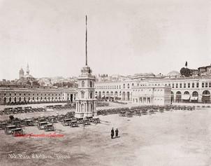 Place d'Artillerie. Tophane 203. 1890s