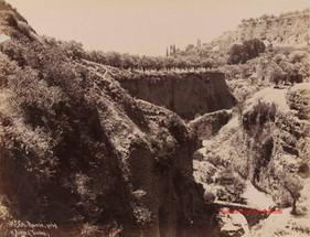 Ravin pres d'Aidin (Tralles) 64. 1890