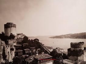 Vue panoramique des Chateaux d'Europe. 1890s
