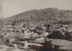 Vue generale de l'Acropole, prise de l'Eglise Saint Photini. Smyrne 19. 1890s