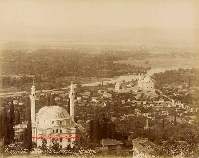 Mosquees de l'Emir Sultan et de Bajazid-Yildirim. Brousse 97. 1880s