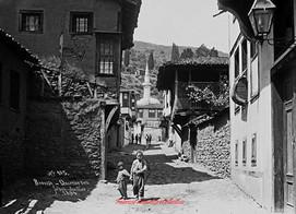 Brousse. Quartier turc 105. 1894