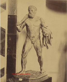 Hercule. Bronze 13. 1900s