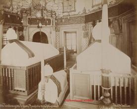 Tombeaux des Sultans Moustafa III et Selim III 220. 1880s
