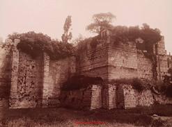 Les murs de Constantinople. 1900s