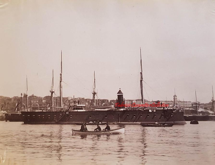 Stationnaire Nedjim-i-Chevket bis 1890s