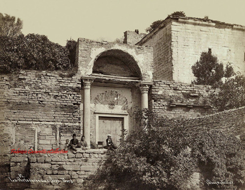 La Porte Doree aux Sept Tours 81. 1890s