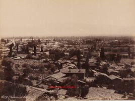 Vue d'Aidin, prie du Nord (Tralles) 57. 1890
