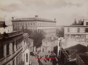 Ambassade d'Angleterre. 1900s
