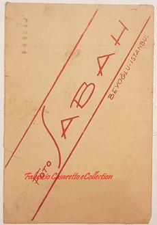 Enveloppe SABAH 1940s