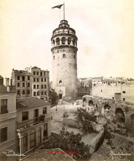Tour de Galata 187. 1890s