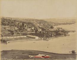 Vue panoramique de la Corne d'Or 193A. 1890s