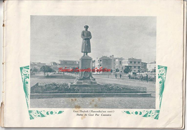 5. Statue du Gazi par P.Canonica