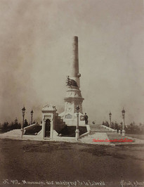 Monument des martyres de la libertee 952. 1900