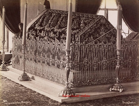 Tombeau du Sultan Mahmoud 268. 1890s