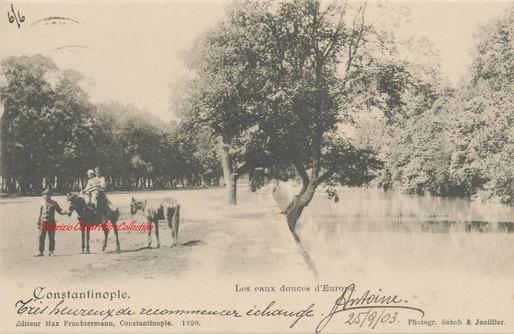 Les eaux douces d'Europe. 1890s