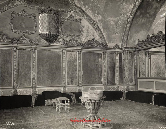 Chambre du Conseil Imperial, Palais Topkapi 3219. 1890s