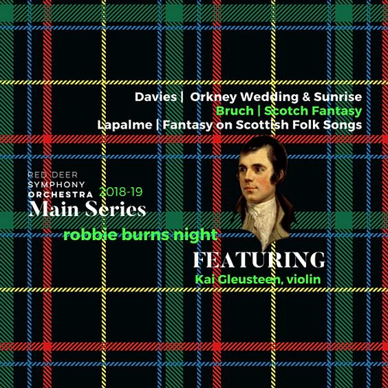 Robbie Burns Night