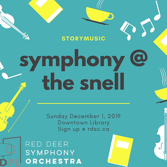 Symphony @ the Snell (PM)