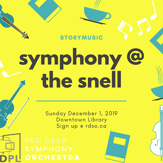 Symphony @ the Snell (AM)