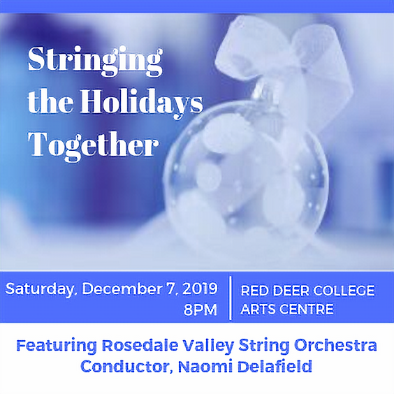 Stringing the Holidays Together