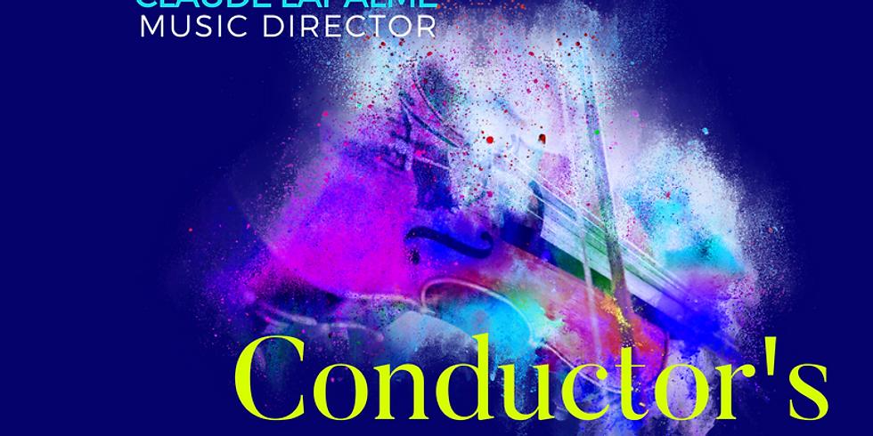 Conductor's Circle Membership - 2018-19
