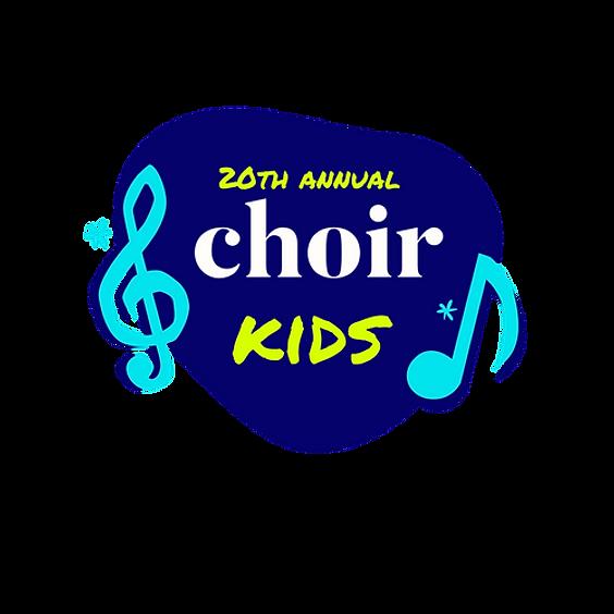 20th Annual Choir Kids