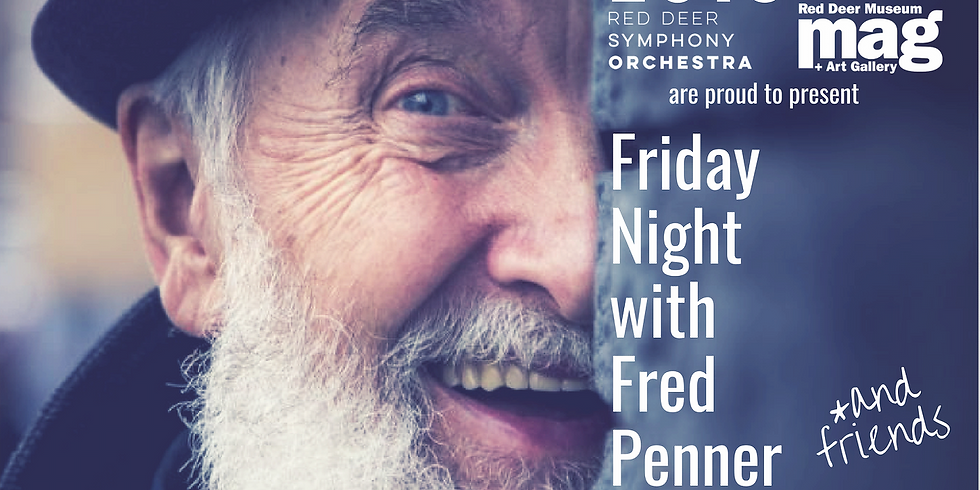 Friday Night with Fred Penner + Friends