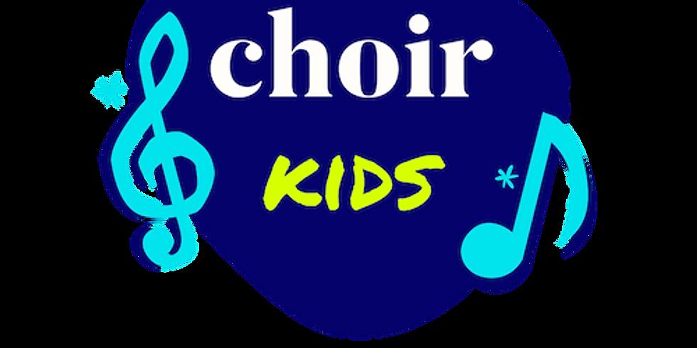 Choir Kids - May 4, 2020